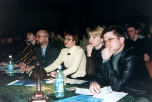 Е.Кузина-член жюри